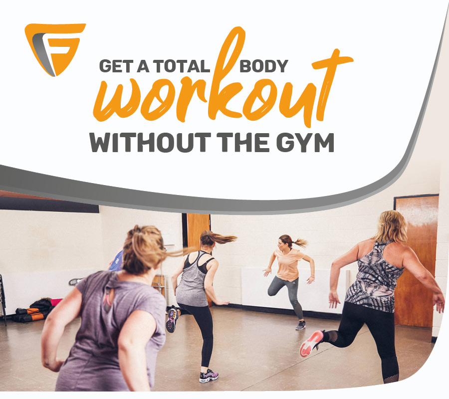 Mobile total body workout