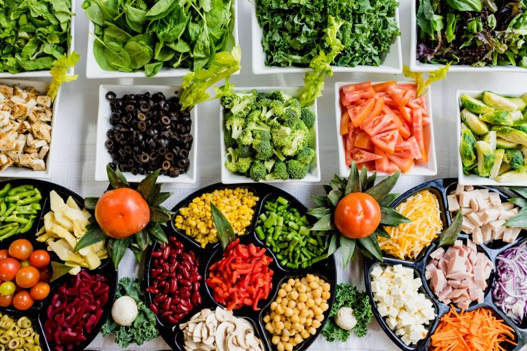 Diet and nutrition. Vitamins and minerals